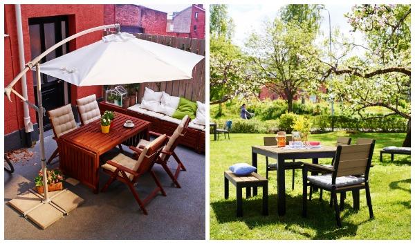 34 Πανέμορφα έπιπλα & αξεσουάρ κήπου ΙΚΕΑ που πρέπει να δεις!