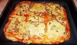 eukoli sintagi gia pitsa