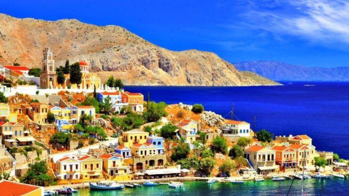 5 Πανέμορφα νησιά που πήγα διακοπές!