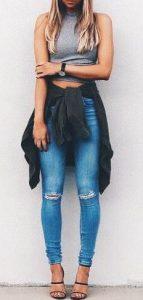kalokairino outfit me jean