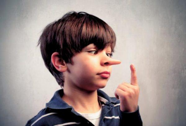 4 Λόγοι που τα παιδιά λένε ψέματα!