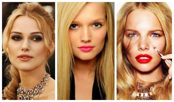 6 Tips μακιγιάζ για ξανθές!