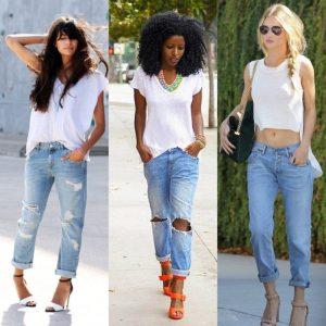 modata boyfriend jeans