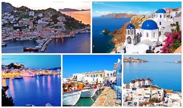 Τα 8 καλύτερα ελληνικά νησιά για διακοπές αν είσαι ελεύθερη!