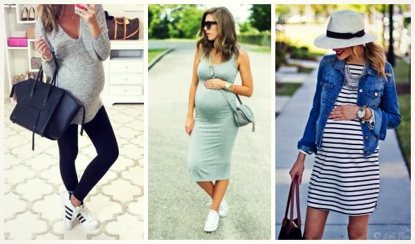 5 Τρόποι για να δείχνεις στιλάτη και κατά την διάρκεια της εγκυμοσύνης!