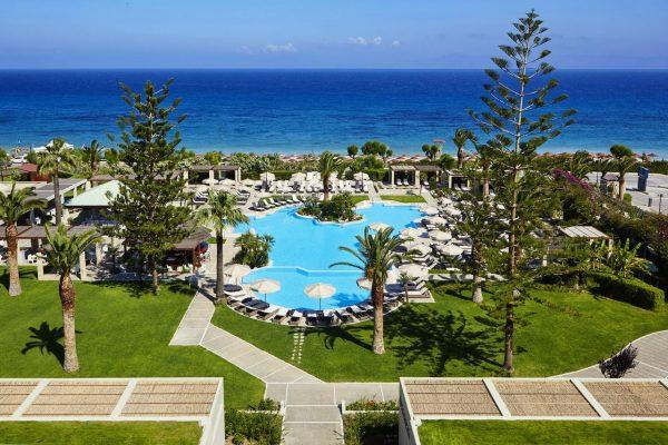 Τα 10 Καλύτερα ξενοδοχεία της Ρόδου με βάση το Booking.com!