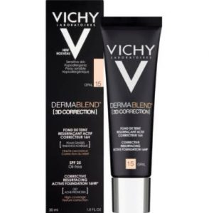 vichy dermablend 3D foundation