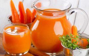 6 Ευεργετικές ιδιότητες που έχει ο χυμός καρότου!