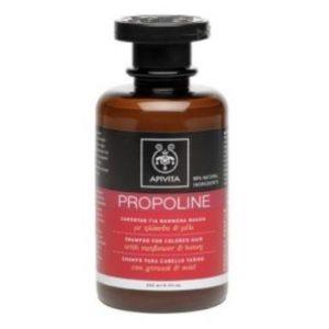 Apivita- Σαμπουάν Προστασίας Χρώματος με ηλίανθο & Μέλι