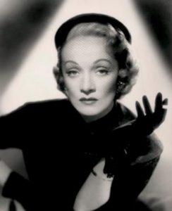 Marlene Dietrich mistika omorfias
