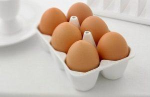eksada auga gia omeleta
