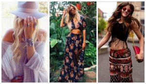 Τι να φορέσεις για να έχεις ένα εντυπωσιακό boho style ντύσιμο!