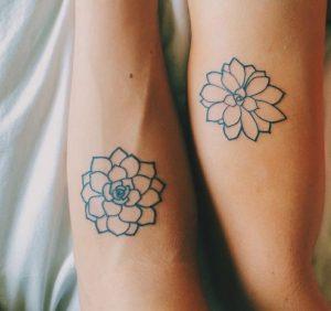 geometriko louloudi tatouaz