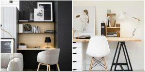 12 Ιδέες για γραφεία σε μικρά σπίτια!
