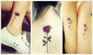45 ιδέες για γυναικεία τατουάζ με λουλούδια!