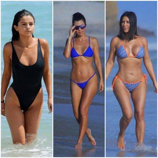 15 Μαγιό που φόρεσαν οι celebrities στην παραλία φέτος!  2d9e47c3fde