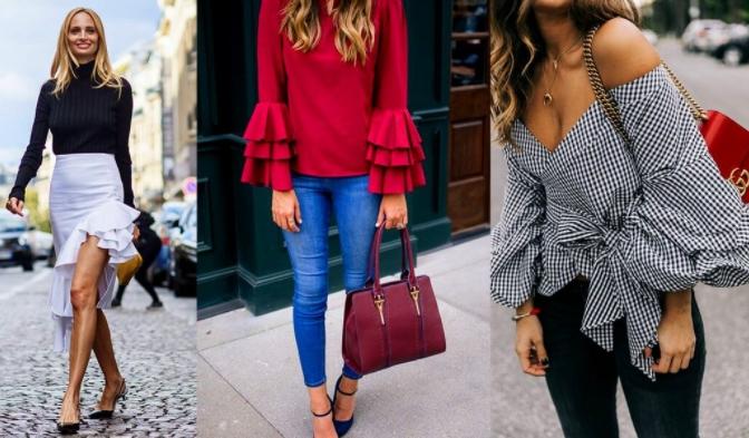 Το νέο trend του καλοκαιριού: Πώς να φορέσεις το βολάν!