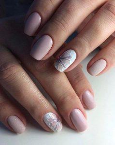 nail art me petalouda