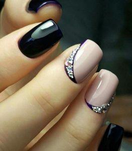 nail art me stras