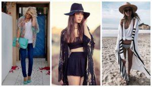 25 Outfits με κιμονό που μπορείς να υιοθετήσεις το καλοκαίρι!
