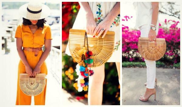 15 Τρόποι να κρατήσεις μια ψάθινη τσάντα!