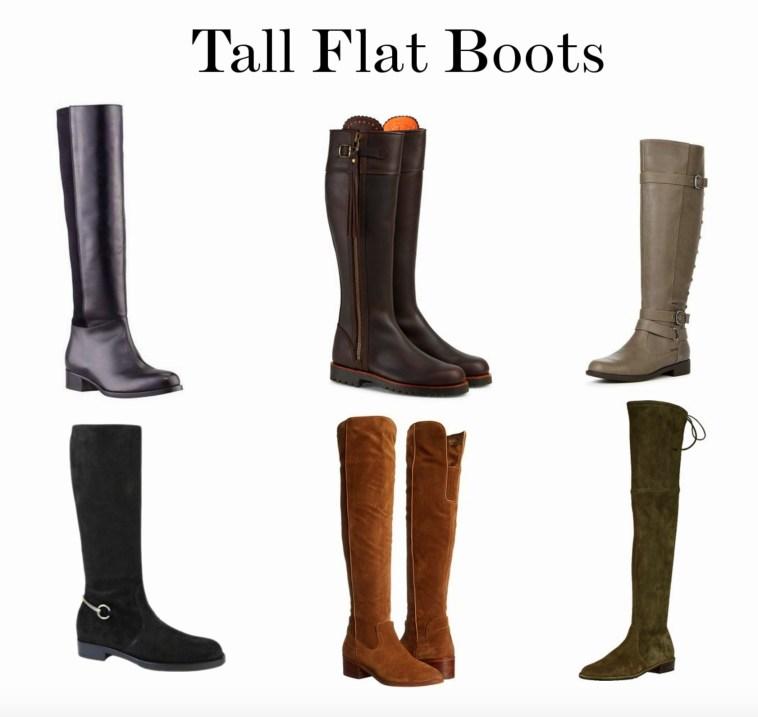 Για τον χειμώνα το must-have παπούτσι που δεν πρέπει να λείπει από καμία  ντουλάπα είναι οι ψηλές μπότες με ίσιο τακούνι. Είναι κατάλληλες για casual  ... 8f195e07e67