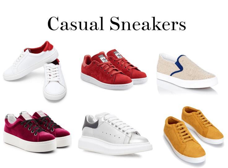8f29c381b1c Φυσικά και δεν πρέπει να λείπουν τα sneakers από την ντουλάπα σου. Πάντα  χρειάζονται ένα ζευγάρι αθλητικά τόσο για την γυμναστική σου, αλλά και για  τις ...