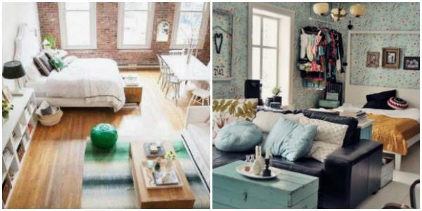 2 Tips για να κάνεις το στούντιο διαμέρισμα σου πιο άνετο!