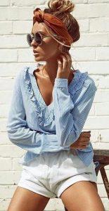 casual chic look, gialia iliou, kordela sta mallia