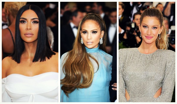 Τα 16 καλύτερα μακιγιάζ & χτενίσματα των celebrities φέτος!