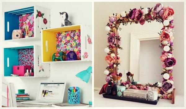 Πώς να διακοσμήσεις ένα κοριτσίστικο δωμάτιο!