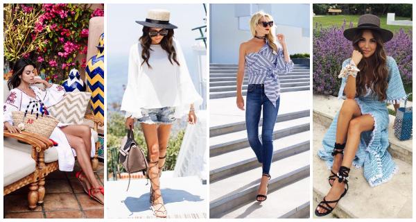 18 Συνδυασμοί ρούχων από fashion bloggers που θα λατρέψεις!