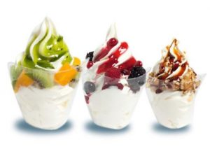 Σπιτικό frozen yogurt σε 5 λεπτά με λίγα υλικά!