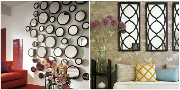 16 εντυπωσιακοί καθρέφτες για το σπίτι σου!