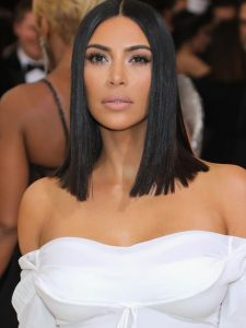 kim kardasian nude makeup met gala 2017