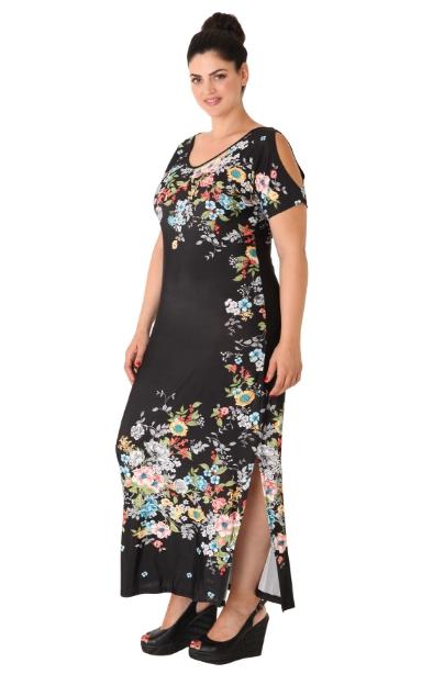 b5e14e8062c Τα floral φορέματα έχουν γίνει πλέον αναπόσπαστο κομμάτι της γκαρνταρόμπας  μας, όπως επίσης και τα φορέματα με έξω τους ώμους τα οποία είναι από τις  πιο ...