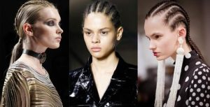 moda sta mallia 2018 tribal look, pleksoudes