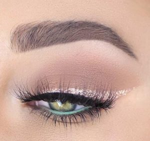 rose gold eyeliner
