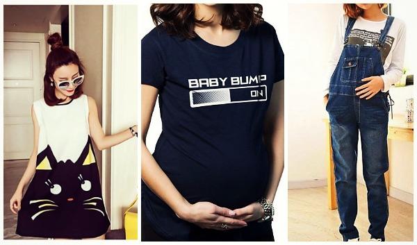 d727a29144 40 Φθηνά ρούχα εγκυμοσύνης για το καλοκαίρι!
