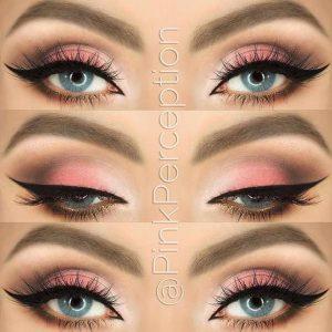 roz smokey eyes