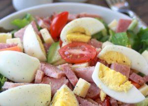 Εύκολη & γρήγορη σαλάτα του σεφ!