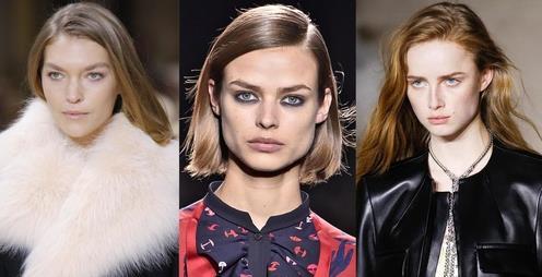 Για το φθινόπωρο- χειμώνα 2018 η χωρίστρα μπαίνει στο πλάι. Ίσιωσε τα μαλλιά  σου με το πιστολάκι ή στέγνωσε τα απλά και ... 976cb0394e1