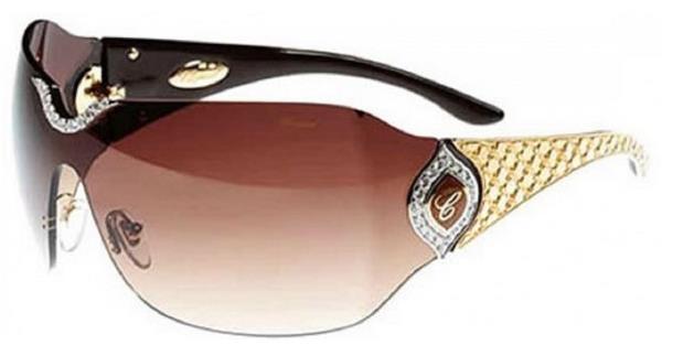 da6c60951e Στην κορυφή της λίστας με τα ακριβότερα γυαλιά ηλίου ανήκει το συγκεκριμένο  σχέδιο
