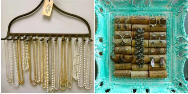 8+1 DIY Μπιζουτιέρες για τα κοσμήματα σου!