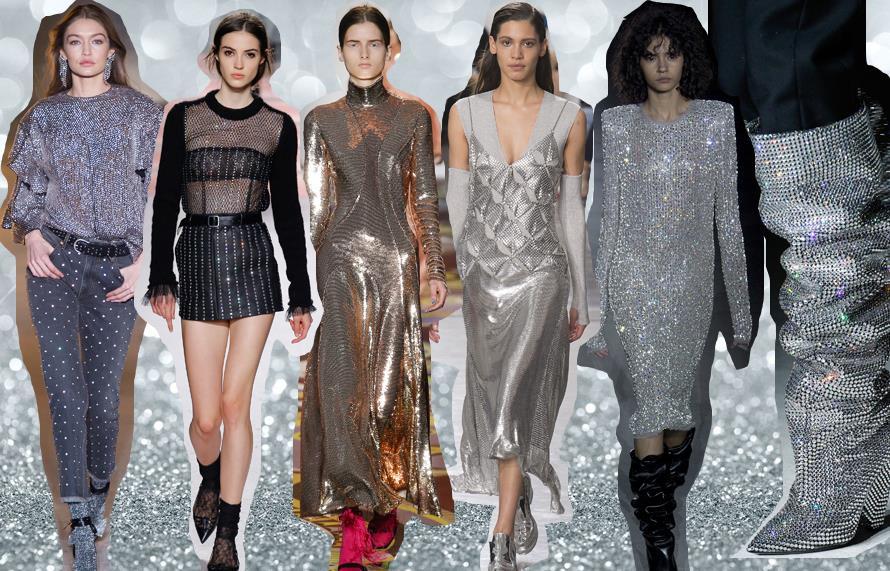 glitter fashion f8inoporo xeimwnas 2018