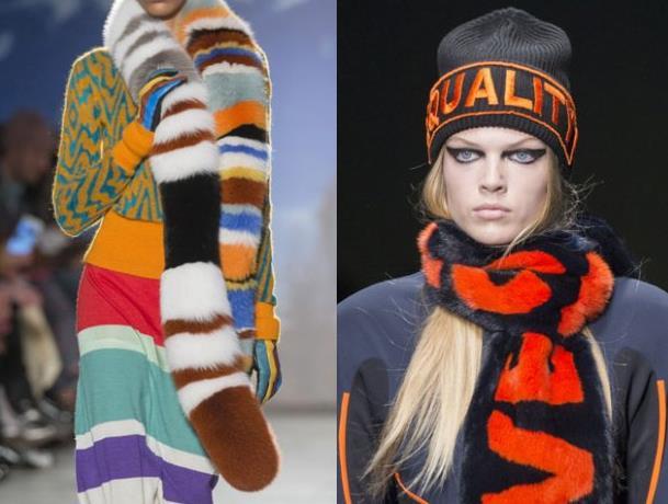 gounina makria kaskol moda 2018