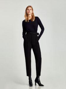 322c4bf6f1ae ... χειμωνιάτικα γυναικεία παντελόνια Zara 2018. dermatino panteloni. dermatino  panteloni · kastor kolan zara. kastor kolan zara · krep mauro panteloni