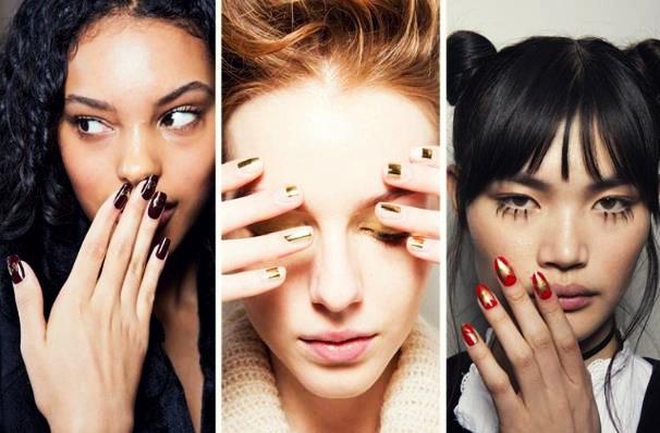 Οι τάσεις της μόδας στο nail art για το Φθινόπωρο-Χειμώνα 2018!