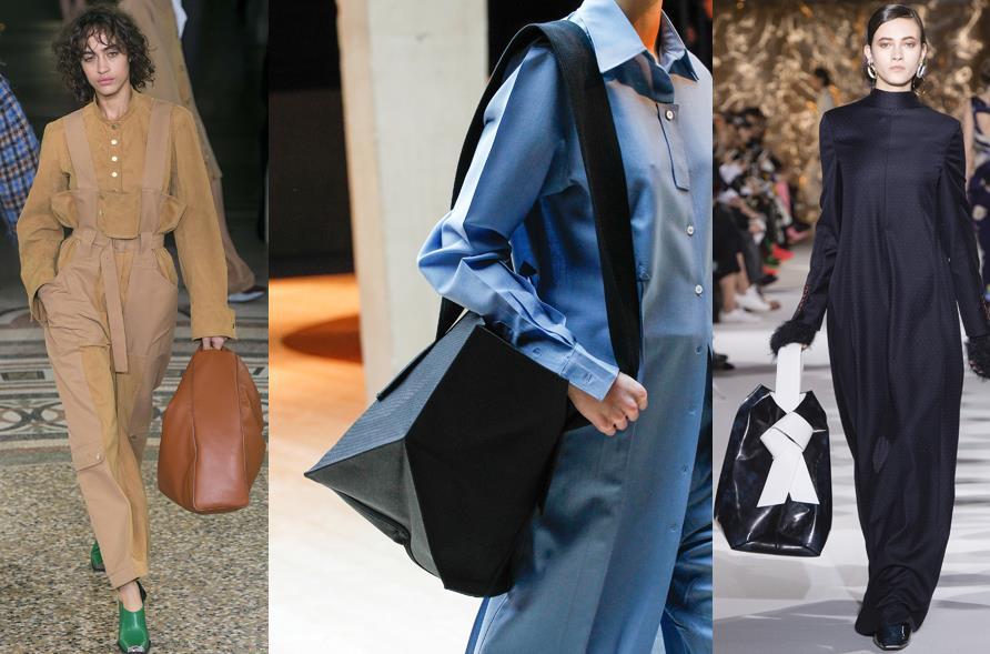oversized tsantes moda xeimwnas 2018