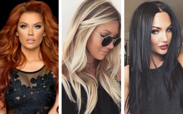 Πώς προτιμούν οι άντρες τα μαλλιά μιας γυναίκας!